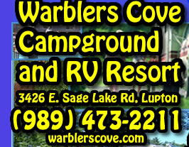 Warblers Cowe Family Campground and RV Resort
