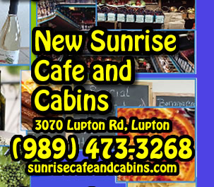 New Sunrise Cafe and Cabins