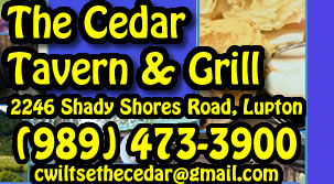 The Cedar Tavern and Grill